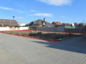 Prodej, stavební pozemek, 681 m2, Spojil, ul. Zahradní