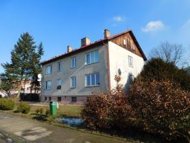 Prodej, byt 3+1, 72 m2, garáž, zahrada, Řečany nad Labem