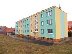 Prodej, byt 2+1, 57 m2, Verneřice, ul. Mírové náměstí