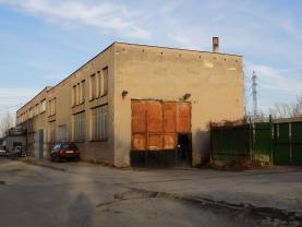 Pronájem, dílna, 240 m2, Ostrava - Hrabová, ul. U Řeky