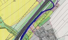 Prodej, pozemek o celkové ploše 1988 m2, Mníšek pod Brdy (Prodej, pozemky 988 m2, Mníšek pod Brdy), foto 3/4