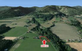 Prodej, pozemek, 2740 m2, Dobratice