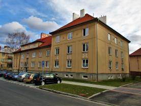Prodej, byt 2+1, 75 m2, Rokycany, ul. Barákova
