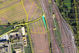 Prodej, orná půda, 519 m2, Olomouc-Klášterní Hradisko
