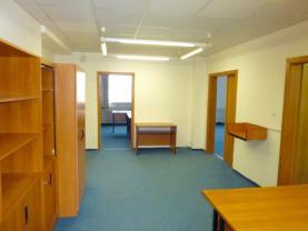 P1050235 (Pronájem, kancelářské prostory, 40 m2, Plzeň), foto 4/17