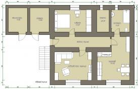 (Prodej, rodinný dům 2+1 a 3+1, 188 m2, Březnice), foto 4/21