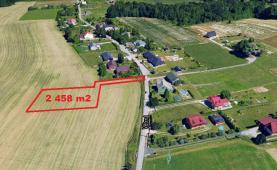 Prodej, stavební pozemek, 2548 m2, Orlová, ul. Větrná