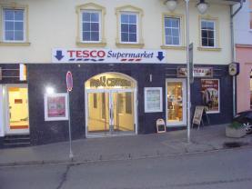 Pronájem, obchodní prostor, Tišnov, ul. nám. Komenského