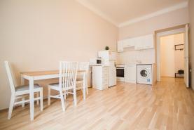 Pronájem, byt 2+kk, 51 m2, Praha 4, ul. Vlastislavova