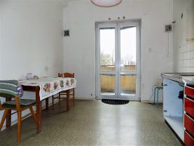 Kuchyně s balkónem (Prodej, byt 2+1, 70 m2, Praha 4 - Braník, ul. Novodvorská), foto 4/21