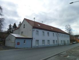 Prodej, ubytovací zařízení, 790 m2, Cheb - Hradiště