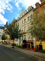 Prodej, kanceláře, 50 m2, OV, Karlovy Vary, ul. Bělehradská