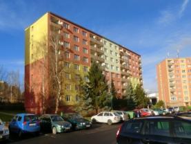 Prodej, byt 2+1, 61 m2, DV, Chomutov, ul. Borová