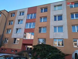 Prodej, byt 3+1, Třebíč, ul. Benešova