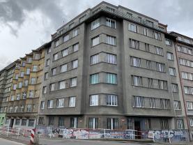Pronájem, byt 2+kk, 55 m2, Praha 7 - Holešovice
