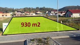 (Prodej, stavební pozemek, 930 m2, Pustiměř), foto 4/8