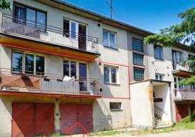 Pronájem, byt 3+1, 70 m2, Čečovice