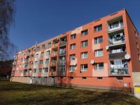 Pronájem, byt 1+1, Benešov nad Ploučnicí, ul. Družstevní