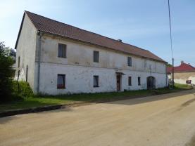 Prodej, zemědělská usedlost, 3966 m2, Křenov u Kájova