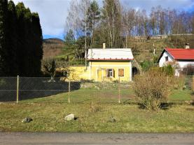Prodej, rodinný dům 2+1, 3202 m2, Stráž nad Ohří