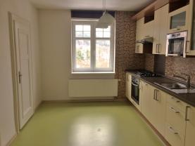 Kuchyně (Pronájem, byt 4+1, Jablonec nad Nisou, ul. Malá), foto 2/12