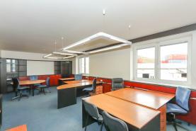 Pronájem, kanceláře, 39 m², Praha 10