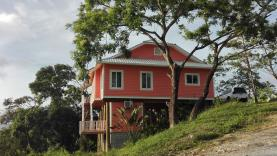 Prodej, rodinný dům, ostrov Roatán, stát Honduras