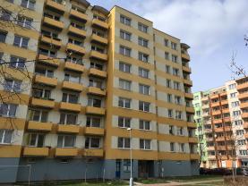 Prodej, byt 2+kk, 46 m2, DV, České Budějovice, ul. N.Frýda