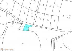Prodej, stavební parcela, Blatno