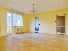 (Prodej, byt 2+1, 63 m2, Praha 10 - Vršovice, nám. Sv. Čecha), foto 2/28