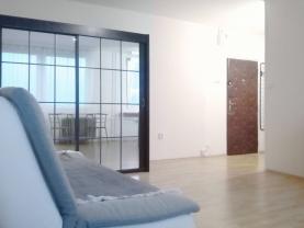 Pronájem, byt 1+kk, 27 m2, OV, Most, ul. Jana Kubelíka