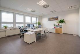 Pronájem, kancelářské prostory, 485 m2, Mníšek pod Brdy