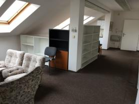 Pronájem, kancelář, 85 m2, Ostrava, ul. Pláničkova