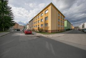 Prodej, byt 2+1, 43 m2, Olomouc, ul. Za poštou