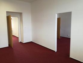 (Pronájem, kancelářské prostory, 58 m2, Ostrava, ul. Stodolní)