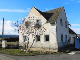 Prodej, rodinný dům, Lukov u Úštěku