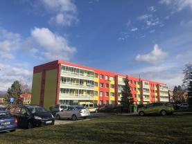 Prodej, byt 2+kk, 41 m2, OV, Bílina, ul. Jiráskova