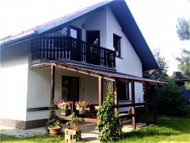 Pronájem, rodinný dům 4+1, Ostrava - Hrabová, ul. U Kotelny