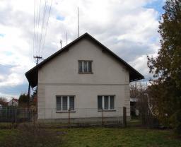 Prodej, rodinný dům 4+1, Ostřetín