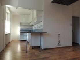 Pronájem, byt 2+1, 53 m2, Ostrava, ul. Dolní