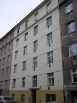 Pronájem, byt 2+kk, 63 m2, Na Folimance, Praha 2
