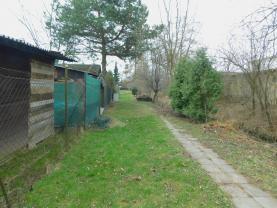 (Prodej, zahrada, 199 m2, Paskov)