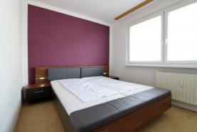 ložnice (Pronájem, byt 2+kk, 42 m2, Stráž pod Ralskem)