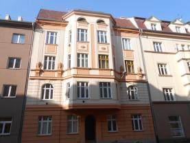 Pronájem, byt 1+kk, 30 m2, Ústí nad Labem, ul. Londýnská