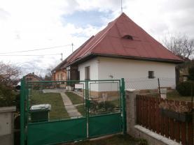 Prodej, rodinný dům 2+1, 60 m2, Kutná Hora - Kaňk