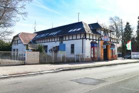 Pronájem, kanceláře, 56 m2, Mariánské Lázně, ul. Plzeňská