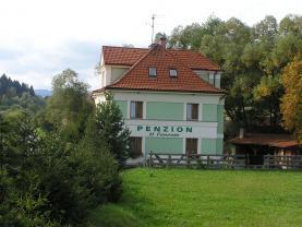Prodej, penzion, 640 m2, Sušice - Dolní Staňkov