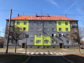 Prodej, byt 1+1, 35 m2, OV, Jirkov, ul. Ervěnická