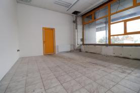 Pronájem, obchodní prostory, 150 m2, Sokolov