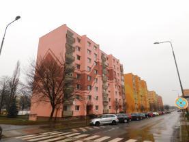 Prodej, byt 3+1, 67 m2, OV, Jirkov, ul. Smetanovy sady